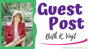 Guest Post (and a Giveaway!): Beth K. Vogt & The Best We've Been