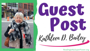 Guest Post (and a Giveaway!): Kathleen D. Bailey & Settlers' Hope