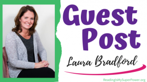 Guest Post (and a Giveaway!): Laura Bradford & Piece By Piece