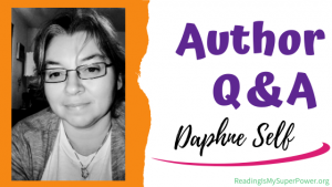 Author Interview (and a Giveaway!): Daphne Self & Alabama Days