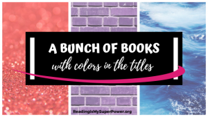 Top Ten Tuesday: A Bunch Of Books With Colors In The Titles