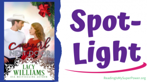 Book Spotlight (and Giveaway Info!): Cowgirl Next Door by Lacy Williams