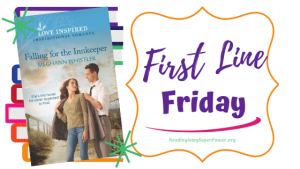 First Line Friday (and a Giveaway!): Falling for the Innkeeper