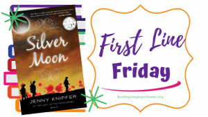 First Line Friday (and a Giveaway!): Silver Moon