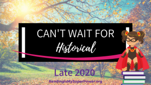 New Releases I'm Excited About: Late 2020 Historical Fiction