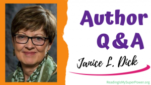 Author Interview (plus a Giveaway!): Janice L. Dick & Calm Before The Storm