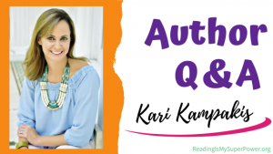 Author Interview (and a Giveaway!): Kari Kampakis & Love Her Well