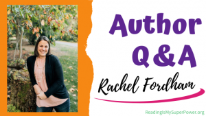Author Interview (and a Giveaway!): Rachel Fordham & A Life Once Dreamed