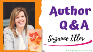 Author Interview (and a Giveaway!): Suzanne Eller & JoyKeeper