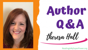 Author Interview (and a Giveaway!): Theresa Hall & Accidental Target