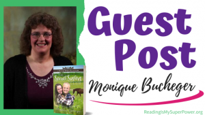 Guest Post (and a Giveaway!): Monique Bucheger & The Secret Sisters Club