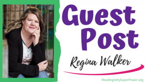Guest Post (and a Giveaway!): Regina Walker & We Go On