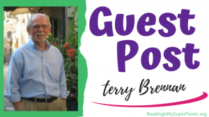 Guest Post (and a Giveaway!): Terry Brennan & Persian Betrayal