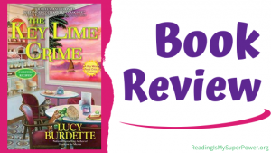 Book Review (and a Giveaway!): The Key Lime Crime by Lucy Burdette