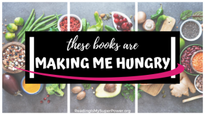 Top Ten Tuesday: These Books Are Making Me Hungry