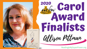2020 Carol Award Finalists Q&A (and a Giveaway!): Allison Pittman & The Seamstress
