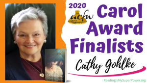 2020 Carol Award Finalists Q&A (and a Giveaway!): Cathy Gohlke & The Medallion