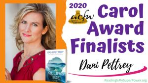 2020 Carol Award Finalists Q&A (and a Giveaway!): Dani Pettrey & The Killing Tide