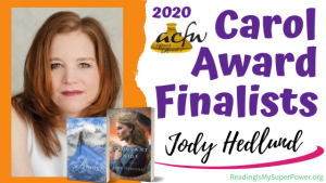 2020 Carol Award Finalists Q&A (and a Giveaway!): Jody Hedlund & A Reluctant Bride