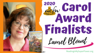 2020 Carol Award Finalists Q&A (and a Giveaway!): Laurel Blount & A Rancher to Trust