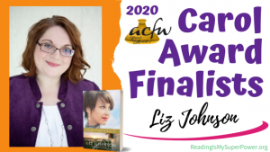2020 Carol Award Finalists Q&A (and a Giveaway!): Liz Johnson & A Glitter of Gold