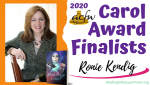 2020 Carol Award Finalists Q&A (and a Giveaway!): Ronie Kendig & Brand of Light