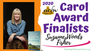 2020 Carol Award Finalists Q&A (and a Giveaway!): Suzanne Woods Fisher & On A Summer Tide