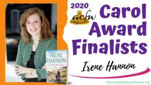 2020 Carol Award Finalists Q&A (and a Giveaway!): Irene Hannon & Driftwood Bay