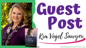 Guest Post: Kim Vogel Sawyer & The Librarian of Boone's Hollow