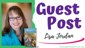 Guest Post (and a Giveaway!): Lisa Jordan & A Love Redeemed