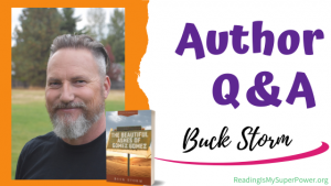 Author Interview (and a Giveaway!): Buck Storm & The Beautiful Ashes of Gomez Gomez