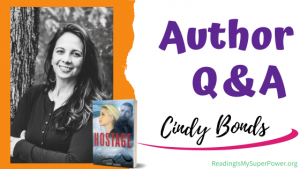 Author Interview: Cindy Bonds & Hostage