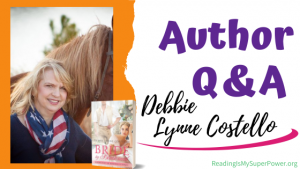 Author Interview (and a Giveaway!): Debbie Lynne Costello & Bride By Blackmail