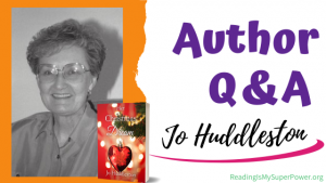 Author Interview (and a Giveaway!): Jo Huddleston & Her Christmas Dream
