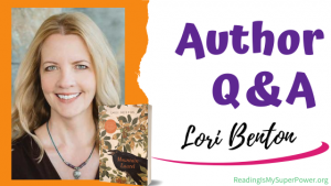 Author Interview (and a Giveaway!): Lori Benton & Mountain Laurel