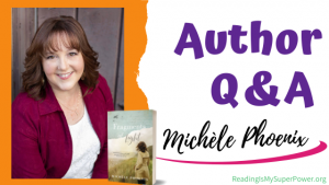 Author Interview (and a Giveaway!): Michele Phoenix & Fragments of Light