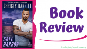Book Review: Safe Harbor by Christy Barritt