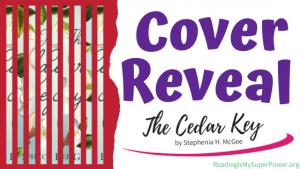 Cover Reveal: The Cedar Key by Stephenia H. McGee