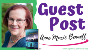 Guest Post (and a Giveaway!): Anne Marie Bennett & Dragonflies at Night