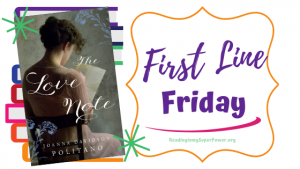 First Line Friday (and a Giveaway!): The Love Note
