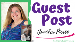 Guest Post (and a Giveaway!): Jennifer Pierce & Deadly Connection