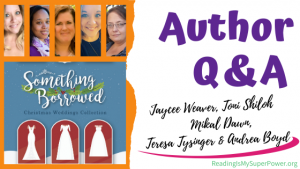 Author Interview (and a Giveaway!): the authors of Something Borrowed