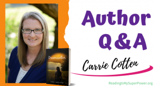 Author Interview (and a Giveaway!): Carrie Cotten & Dreamwalker