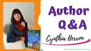Author Interview (and a Giveaway!): Cynthia Herron & His Love Revealed