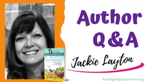 Author Interview (and a Giveaway!): Jackie Layton & Bag of Bones