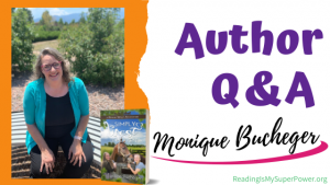 Author Interview (and a Giveaway!): Monique Bucheger & Simply West of Heaven