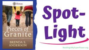 Book Spotlight (and a Giveaway!): Pieces of Granite by Brenda S. Anderson