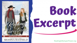 Book Spotlight (and a Giveaway!): Roping Christmas by Shanna Hatfield