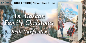Blog Tour Finale (and a Giveaway!): An Alaskan Family Christmas by Beth Carpenter