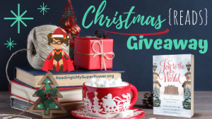 It's Beginning to Look a Lot Like Christmas (Reads) GIVEAWAY: Joy to the World (+ Q&A)